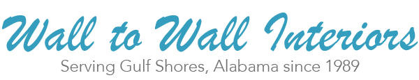 Wall to Wall Interior Design Gulf Shores, Alabama Since 1989
